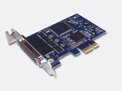 IPC-E1004  PCI-Express工业串列通讯多串口卡