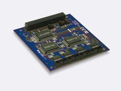 IPC-B2004  PCI/104工业串列通讯多串口卡