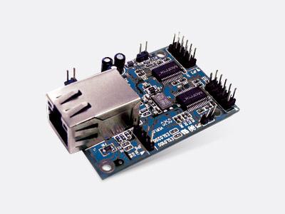 ESL-T0100 Series  嵌入式工业串列联网服务器
