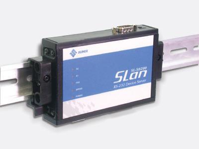 SL-D0100D  简易型串口设备联网服务器