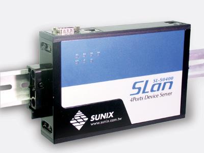 SL-D0400D  简易型串口设备联网服务器