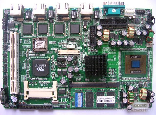 PCM-6551 板卡