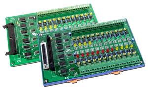 DB-24P 24通道光电隔离输入板