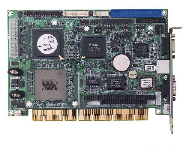 SBC-657  半长CPU卡