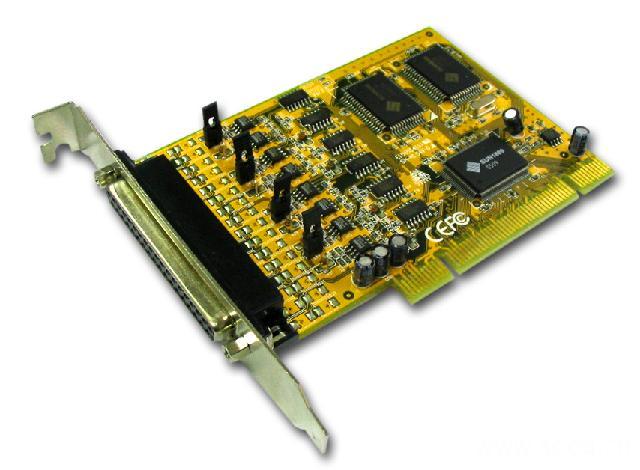 8159  工业型4口RS-422/485多串口卡