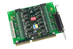 ISO-P32C32 ISA总线隔离数据采集板卡