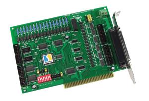 ISO-730 ISA总线隔离数据采集板卡