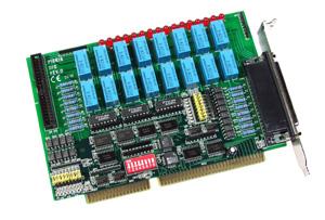 P16R16DIO ISA总线隔离数据采集板卡