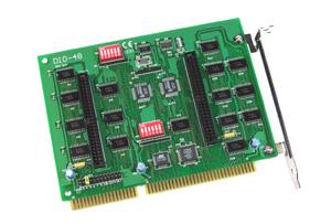 DIO-48 ISA总线数据采集板卡