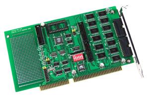 DIO-64 ISA总线数据采集板卡