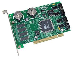 PCI-512  PCI 总线带 DI / DO的存储器卡
