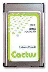 仙人掌PCMCIA   存储卡