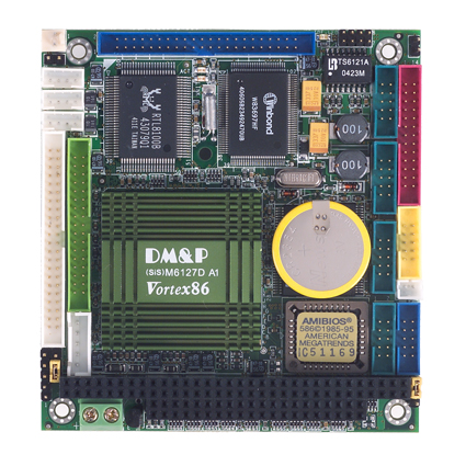 SBC-4571  嵌入式Vortex86CPU模块