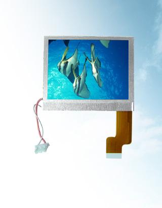 PA035XSE元太3.5寸模拟屏