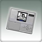 SA-303 嵌入式黑白可视对讲分机