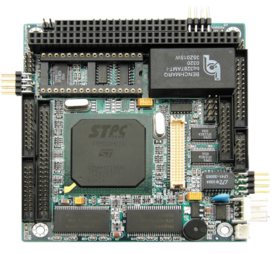 PPC-3429 486级PC/104工业主板