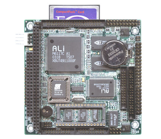PPC-3359 386级PC/104工业主板