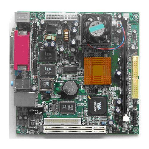 PW-CVAL4 MINI ITX 主板