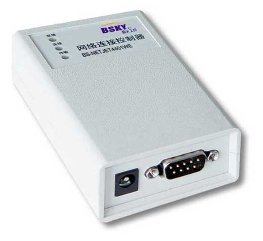 4401WE型串口转以态网数据通讯模块