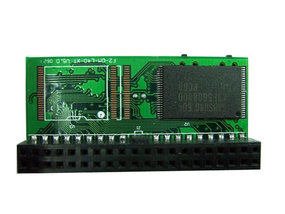 L型40PinFOD电子硬盘