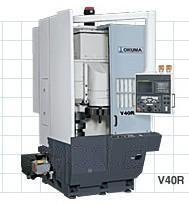 V40R立式CNC车床