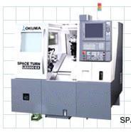 SPACE TURN LB2000 EX 单刀架数控车床