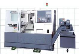 SPACE TURN LB4000 EX 单刀架数控车床