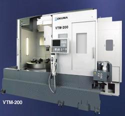 VTM-200 大型立式车削中心