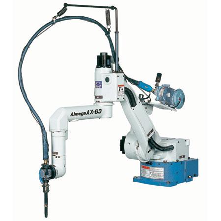 AX-MG3电弧焊接机器人