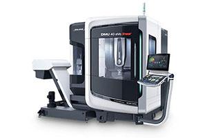 DMU 40 eVo / linear 5面/5轴铣削加工中心