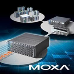 摩莎 Moxa Edge-to-Core ICS 10GbE 核心交换机