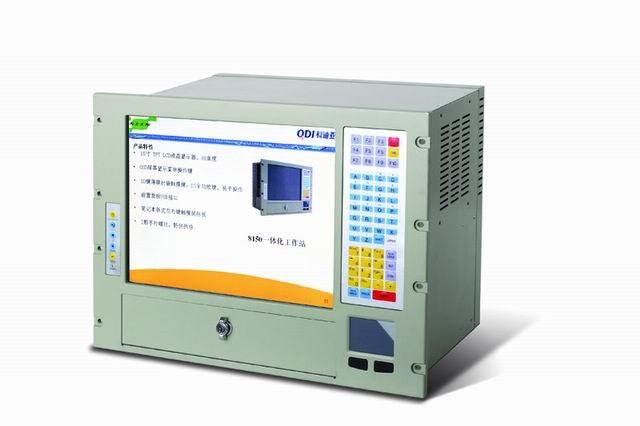 IWS8150 8U15寸屏一体化工作站