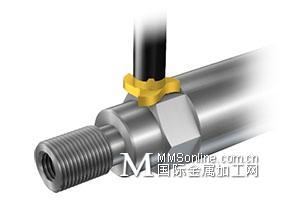 CoroMill 327 槽铣刀和螺纹铣刀