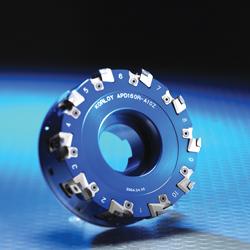 高速,高效率的铝合金Milling Tool