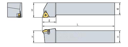 螺纹加工——螺纹刀杆