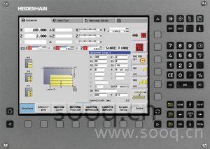 MANUALplus 620–数控和手自一体车床的轮廓加工数控系统