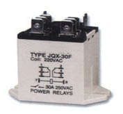 JQX-30F型大功率电磁继电器