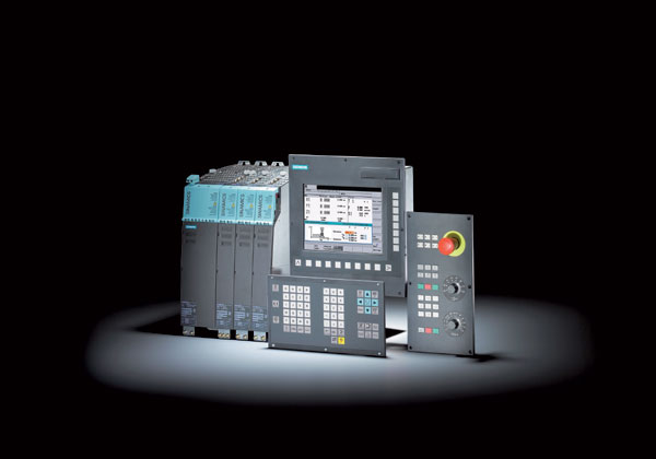 SINUMERIK 802D sl数控系统