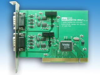 ICOM-6502P 多串口通讯卡