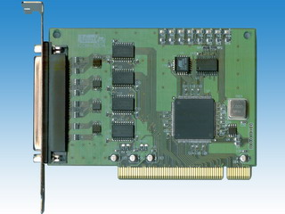 ICOM-6304 多串口通讯卡