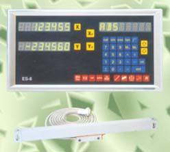 GS20 光栅线位移测量系统
