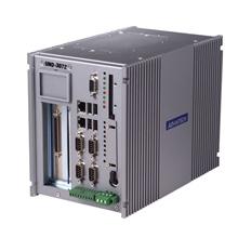 UNO-3072 带2个PCI扩展槽的前端接线无风扇PC