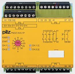 PNOZ XV3.1P 安全继电器