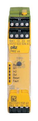 紧凑型安全继电器PNOZ S4
