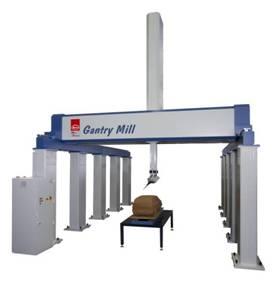 Gantry Mill  龙门式MDM铣削测量机