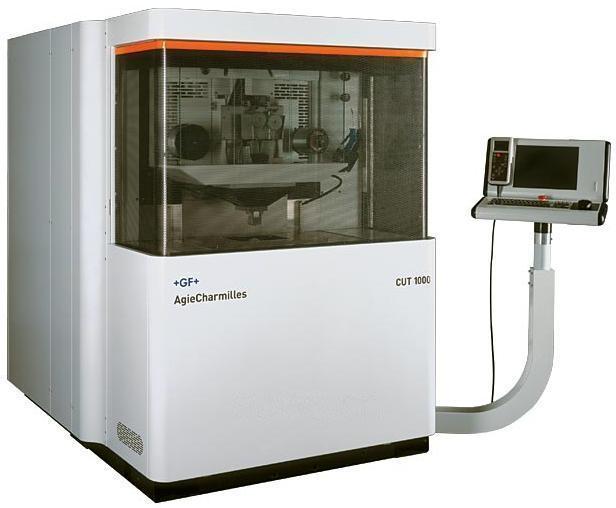 瑞士GF阿奇夏米尔CUT 1000 OilTech精密数控慢走丝线切割机床