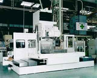 CMV-100 5轴加工中心