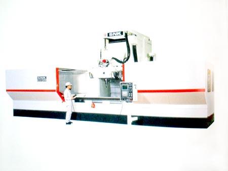 RB-150F 龙门式五轴加工中心