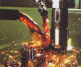 非水溶液性切削油