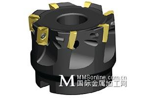 肯纳Mill 1-10™Indexable Shell Mills